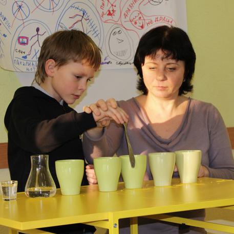 тренинг знакомства для первоклассников